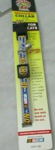 Jimmie Johnson # 48 BREAKAWAY CAT COLLAR W / SAFETY RELEASE ! FAST SHIPPING !