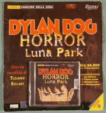 VIDEOGIOCO DYLAN DOG HORROR LUNA PARK CDROM ABBINATO CORRIERE DELLA SERA 1999