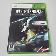 Zone of the Enders HD Collection (Microsoft Xbox 360, 2012 ) Brand New (B3000)