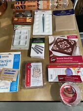 Wilton And Other Baking Tools And Supply Lot All New