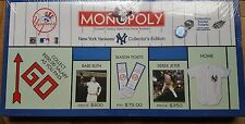 Monopoly New York Yankees 2001 Collectors Edition: Factory Sealed NEW