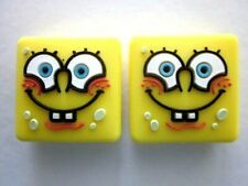 2 SpongeBob SquarePants Tennis Vibration Shock Absorber Dampener Cartoon Sponge