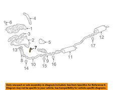 TOYOTA OEM Exhaust Manifold-Exhaust Manifold Stud 9011610149