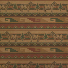 Wolf Southwestern Native American Kraft Roll Gift Wrap Wrapping Paper