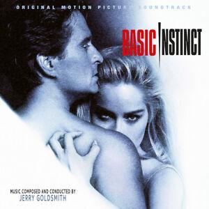 Basic Instinct - 2 x LP Complete - Red Vinyl - Limited 500 - OOP Jerry Goldsmith