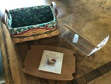 Longaberger 2002 Christmas Collection - Traditions Basket