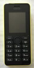 Nokia 108 Dual Sim  gelb yellow Einsteigerhandy Bluetooth Kamera Radio MP3 SMS