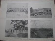 Printed photos Santiago de Cuba 1898 my ref T