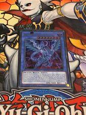 Yu-Gi-Oh  Dragon du Chaos aux Yeux Bleus (Blanc) : LED3-FR001 -VF/Ultra Rare-