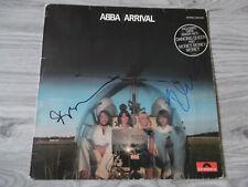 "ABBA ""Benny & Björn Ulvaeus"" Autogramme signed LP-Cover ""Super Trouper"" Vinyl"