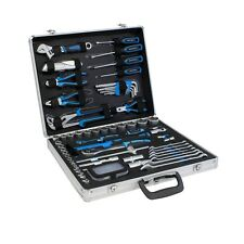 Karcher Werkzeugkoffer 95-teiliges Werkzeug-Set mit Hammer, Schraubendreher uvm