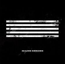 Used BIGBANG MADE SERIES First Limited Edition CD 3 DVD Photobook Japan