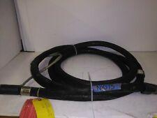Used Nordson 16 Hot Melt Adhesive Rtd Hose Model 274796d New Rectangle Plug