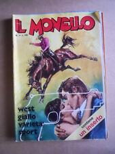 IL MONELLO n°11 1973 Bruno Lauzi + Inserto PEDRITO - Cristall  [G430]