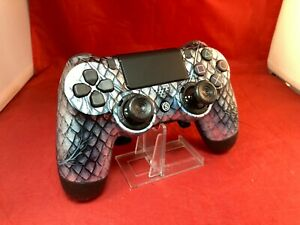 Scuf Gaming Infinity4PS PRO Playstation 4 PS4 Controller Dragon Blue