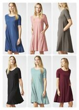 Jersey Any Occasion All Seasons Dresses for Women