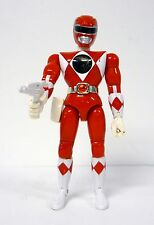 "MIGHTY MORPHIN POWER RANGERS JASON RED RANGER Bandai 8"" Figure COMPLETE 1993"