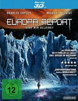 EUROPA REPORT [Blu-ray 3D + 2D] (2013) Exclusive German Import 3D Movie