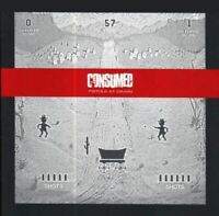 CONSUMED pistols at dawn (CD, Album) Punk, New Wave, Rock, very good condition,