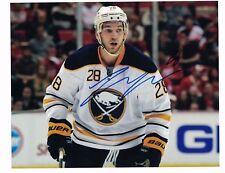 "Zemgus Girgensons Buffalo Sabres Autographed 8"" x 10"" Photo W/COA A"