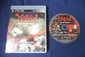 Yaiba: Ninja Gaiden Z -- Special Edition (Sony PlayStation 3, 2014)