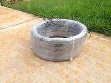 CORRAL STRANDED GALVANISED ELECTRIC FENCE FENCING WIRE x 200 meters