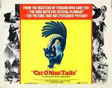 Cat O Nine Tails Poster 03 A3 Box Canvas Print