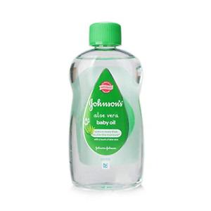 Johnson's Baby Oil with Aloe Vera 300 ml