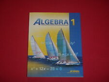 A Beka Book Algebra 1 Student Textbook Solution Key & Video Manual Grades 7-12