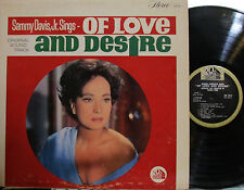 Of Love and Desire  (Soundtrack) (Merle Oberon, Curt Jurgens) (Sammy Davis, Jr.)