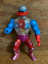 Vintage He-Man MOTU Masters Of The Universe Roboto figure - 1985