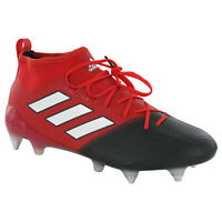 Adidas ACE 17.1 PRIMEKNIT SG Football Boots Mens Studded Soccer Cleats BA9188