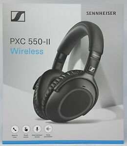 Sennheiser PXC 550-II On-Ear Wireless Headphones - Black
