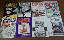 Odd Lot of 8 COMICS REVUE Annual # 1 Special # 1 ETC in EXCELLENT Condition