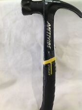 Stanley FMHT1-51275 Fatmax 16oz Anti Vibe Steel Claw Hammer 1-51-275 STA151275