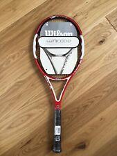 Wilson NCode Six.One Team MidPlus Tennis Racket. Grip 4. New in Packaging RARE!