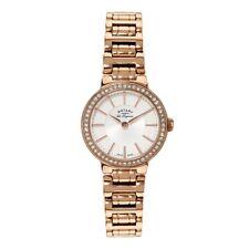 Rotary LB90085-02 Ladies Les Originales Rose Gold Watch RRP £349