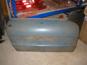 Alfa Romeo 105 series Round Tail Spider Door, Right Side New Old Stock