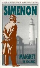 GEORGES SIMENON - Maigret in Holland - PAPERBACK   New