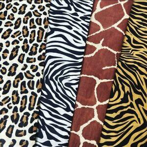 "Animal Printed Tissue Paper 20"" x 30"" 500 x 750mm 18gsm Bundle 1"