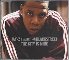 JAY-Z feat. BLACKSTREET / THE CITY IS MINE - MAXI-CD 1998