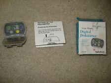 Radio Shack Digital Pedometer Large Display Catalog Number63-618 Calorie Counter