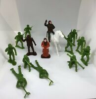 Vintage APJAC Planet of the Apes Exploding Road Figures Lot 1967  Rare 60s USA