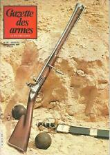 GAZETTE DES ARMES N° 97 / LE MOUSQUETON BROWN BESS - PISTOLETS MITRAILLEURS