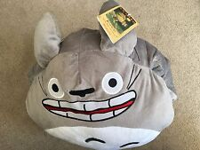 "17"" My Neighbor Totoro Studio Ghibli Plush Hand Warmer Travel Pillow - TAGGED"
