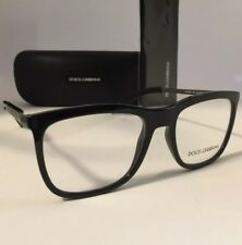 e5feb4fb5ca DOLCE   GABBANA AUTHENTIC MEN S TRENDY EYEGLASSES RX READY(DG5018 501)53 18