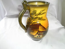 CICO Made In Germany Hand Painted Wine Pitcher 3879