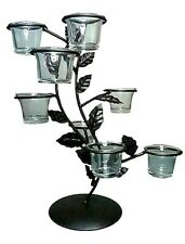 8 ( T - Light ) Cup Candle Holder