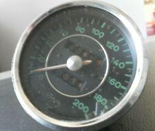 Porsche 356 1950-1965 Original Speedometer 200 km/h