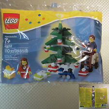 New LEGO Limited Edition 2013 Decorating The Christmas Tree 110 Pcs 40058 Gifts